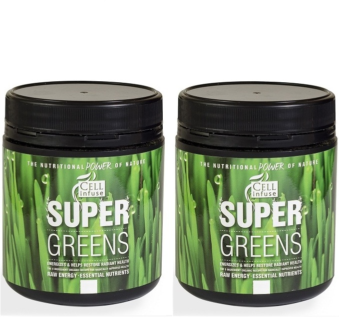Super Greens double pack