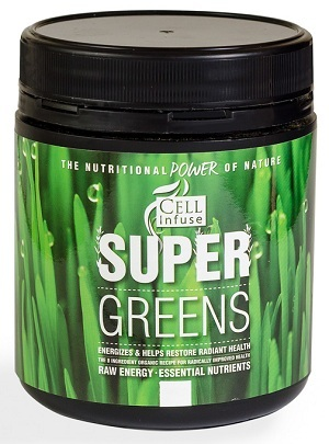 CELL Infuse Super Greens