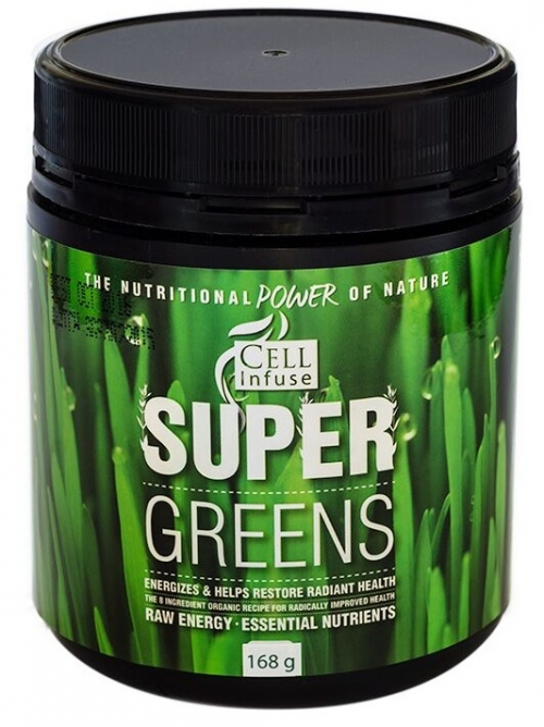 CELL Infuse Super Greens with Acai