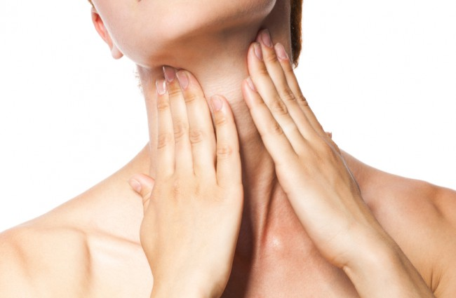 how to get rid of turkey neck
