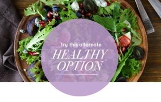 salad dressing healthy alternative