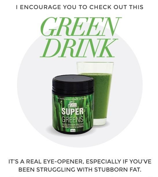 benefits of green drinks