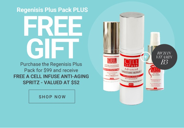Regenisis Plus Pack