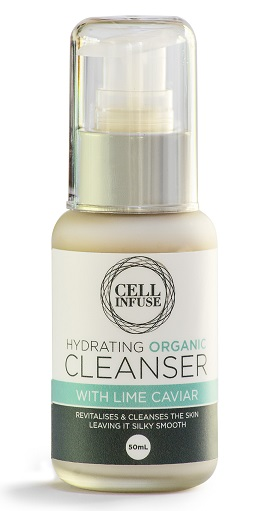CELL-INFUSE-Hydrating Organic-Cleanser
