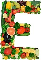 Vitamin E for skin care