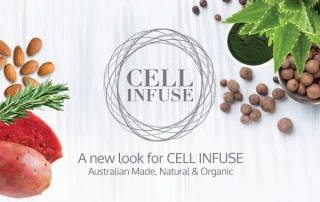 CELL INFUSE - Australian Organic Skincare