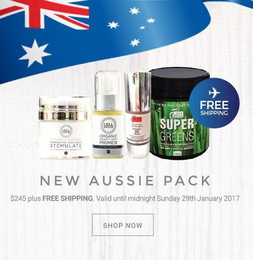 New Aussie Pack