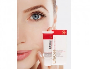 nutrients deep into your skin with LifeCell