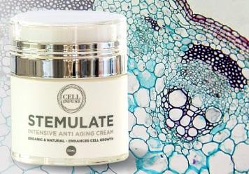 STEMULATE organic anti-aging stem cell treatment