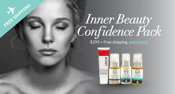 Inner Beauty Confidence Pack with free shipping