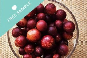 Camu Camu sample