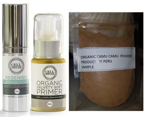 Collagen Pack with Camu Camu sample